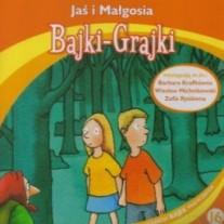 """Bajki na CD """"Jaś i Małgosia"""""""