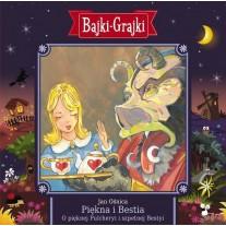 """Bajki na CD """" Piękna i Bestia """""""