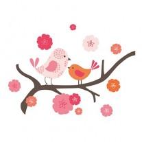 Naklejki Ptaki Skip Hop
