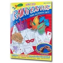 Rainy Day Play Wikki Stix