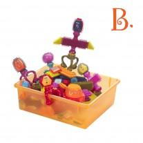Klocki jeżyki Spinaroos B.Toys