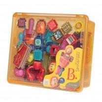 Klocki jeżyki Spinaroos B. Toys