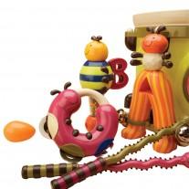 Bębenek Parum Pum Pum B.Toys