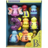 Zestaw Kolorowych Owadów B.Toys