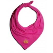 Śliniak/Bandanka Petit Royal Pink Elodie Details