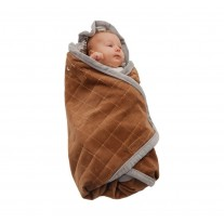 Otulacz Newborn Moca Lodger