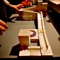 Kulodrom drewniany - basic Varis Toys