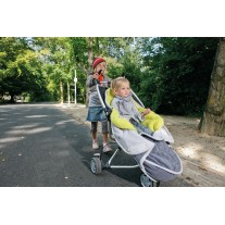 Śpiwór do wózka Antracite Lodger 0-3 lata
