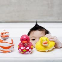 Kaczka do kąpieli Bob pomarańczowa Boon