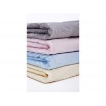 Poduszka dla kobiet w ciąży Dziewiątka kremowo różowa Poofi