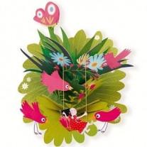 Dekoracja lilibellule Djeko
