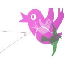 Karuzelka Ptaki Deco