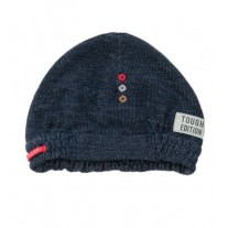 Czapka Lodger Denim 3-6m