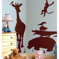 Naklejki Zwierzęta Room Mates