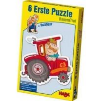 Puzzle Farma Haba