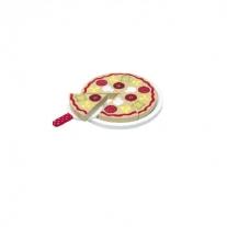 Drewniana pizza do krojenia Jabadabado