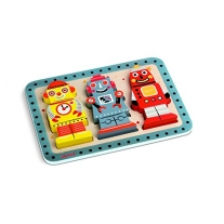 Chunky Puzzle Roboty