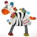 Przytulanka Zebra Label