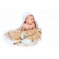 Ręcznik Fartuch Cuddledry Beż