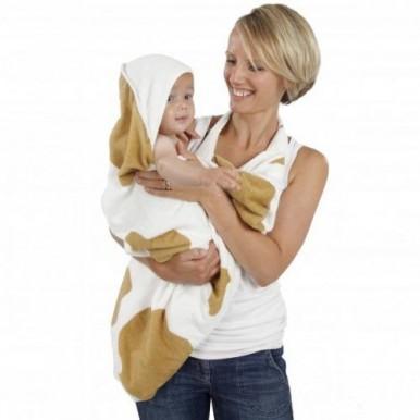 Ręcznik Baby w Łatki Cuddledry